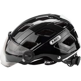 ABUS Hyban+ Helmet smoke visor black